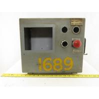 "Hoffman 14 x 12 x 6"" Type 12 Electrical Enclosure"