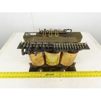 Allen Bradley 1388-T075DR 240/480V HV 120/35.5V LV 7.5kVa 3Ph Transformer