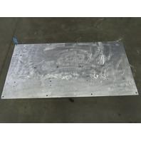 "64""x31""x 1-1/4"" Aluminum Plate Bench Top Fabrication Material"