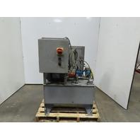 25 Gallon 3Hp Hydraulic Power Unit 230/460V 3Ph Vickers V10 1P5S 1020 Pump