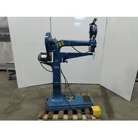 "Interlake Model H25A Box Wire Stitcher Maximum Size Box 50"" X 40-1/2"" 115V 1Ph"