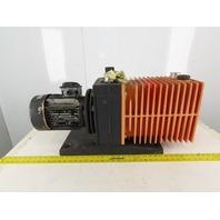 Alcatel 2063 3Hp 1730RPM 230/460V 50/60Hz Rotary Vane Vacuum Pump