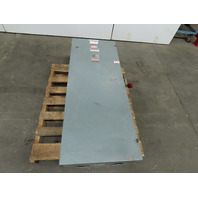 Westinghouse HFN365 Heavy Duty Fusible Safety Disconnect 400A 600V 3R NEMA 1
