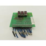 Cincinnati Cartessa 819902 3 Character Numeric Digital Display Circuit Board