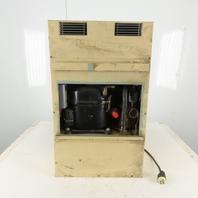 Hoffman A-128AC04T 115V 1Ph Electrical Enclosure Air Conditioner 4000 BTU/Hr
