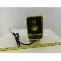 LMI Milton Roy AA761-75HV 2 Gal/Hr. 250 PSI Programmable Metering Dosing Pump
