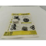 LMI Milton Roy RPM-362/368 Pro Pac LiquiPro Pump Repair Kit