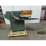 "Porter 48-A-30 Hydracut 18"" Hydraulic Power Feed Radial Arm Saw 30"" Stroke"