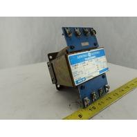General Electric 9T58B3215 208-230/460HV 95/115LV .500 kVa 1Ph Transformer