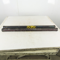 """Banner MGE3616A Machine Guard 36"""" Safety Light Curtain Emitter Receiver Set"""