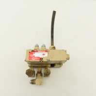 Numatics 5/2 Position Single Solenoid Valve 110V Coil