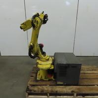 Fanuc Arc Mate 100i 6 Axis Welding Robot 480V 3Ph