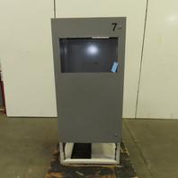 "56x30x20"" Freestanding Electrical Cabinet Machine Control Enclosure"