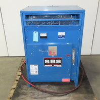 LaMarche A7JF-200-18L-C3 480V Input Forklift Battery Charger 36V 18 Cell Type LA