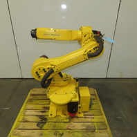 Fanuc ARC Mate 100i 6 Axis Welding Robot Manipulator Tested and Calibrated