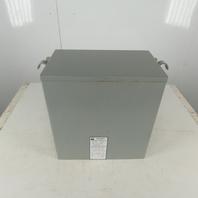 Sola 9342249T00 480HV 480Y/277LV 15kVa 3Ph 3R Transformer