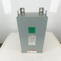 Hammond Power 240/480HV 120/240LV Single Phase 37.5kVa Multitap Transformer