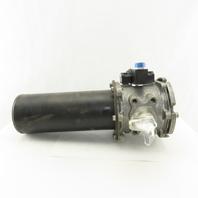Parker IL2140SADP25P9P91 Moduflow MAOP 200PSI Hydraulic Filter Assembly