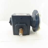 Grove Gear GR-BMQ-818-20-L-56 20:1 Ratio 88RPM Left Hand Output Gear Reducer