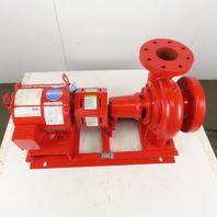 Bell Gossett 1510BF6 5Hp 230/460V 30Ft/Hd 175PSI 325GPM Packaged Pump