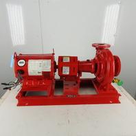 "Bell & Gossett 1510BF9.5 10Hp 1740RPM 230/460V 3x2-1/2"" Centrifugal Package Pump"