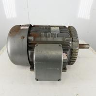 Baldor M2395T 15Hp 870RPM 3Ph 230/460V Low RPM AC Motor