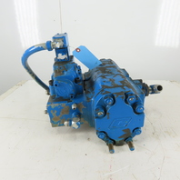 Commercial Shearing F219-2-12 3 Stage Hydraulic Pump Manifold Valve Assembly