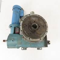 Camco 902RDM4H32-330 330° Rotary Indexer Turn Table 90VDC 1Hp 60:1