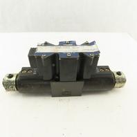Yuken G-DSG-01-20-3C40-S-50 Variable Shockless Hydraulic Directional Valve