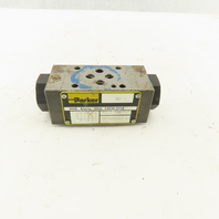 Parker CPOM2DDN 5000 PSI Pilot Operated Stack Check Valve