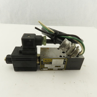 Parker K2SCBPWSNDSH101NRM4D Metered Cartridge Valve Hydraulic 5000PSI