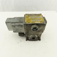 "Rivett 6510-02-SS-41 3000 PSI Hydraulic Directional Valve 115V Coil 1/2"" NPT"