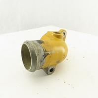 John Deere R121635 Power Tech 4.5L Diesel 4045D Water Neck Housing  Pump Side