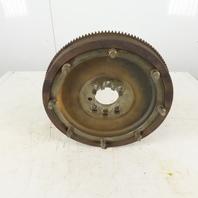 John Deere Power Tech 4.5L Diesel 4045D Fly Wheel From a Sullair series 185