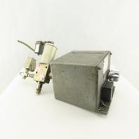 Trabon 509.000 ALS25/ELP 1 Gallon Hydraulic Lubricator Reservoir Valve Assembly