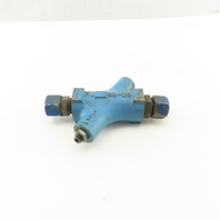 """Sperry Vickers FN 03-20 Hydraulic Flow Control Valve 1/4"""" NPT"""