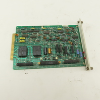 Reliance SSCC 0-51874-2 802286-7A Static Sequence Board Card