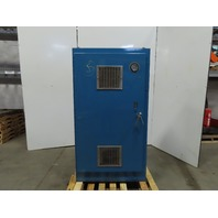 """Free Standing Electrical Enclosure 72""""x30""""x20"""" W/Back Plate & 250A Breaker"""