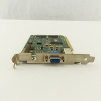 Number Nine PC00JPS0-04 2MB PCI Video Graphic Adapter