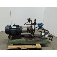 Fauver 20HP Hydraulic Power Unit 15 Gallon W/Bosch 0 514 500 391 Pump