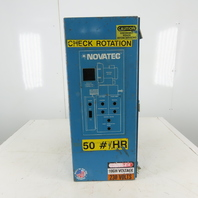 "25"" x 10"" x 8"" Electrical Machine Component Enclosure"