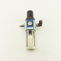"Nitra AFR-3233-M 1/4"" FNPT Inline Air Regulator Filter 145PSI"
