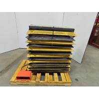 """800LB Cap 33""""x16"""" Hydraulic Scissor Lift Table 10-3/4"""" - 42"""" Height 208-230/460V"""