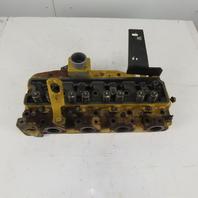 John Deere Power Tech 4.5L Diesel 4045D Cylinder Head W/Valves
