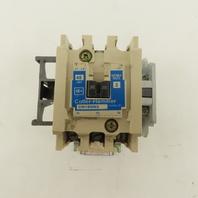 Cutler Hammer CN15GN3 600V 45A 3 Pole 3Ph 25Hp Size 2 Contactor Relay 120v Coil