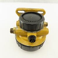 John Deere Power Tech 4.5L Diesel 4045D Fuel Filter Separator Housing