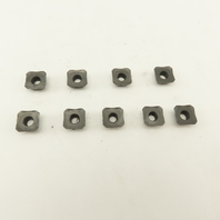 SECO SEMX 43AFTN-ME12 Carbide Mill Insert Lot of 9