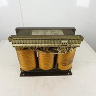 Marelco M-17429S 208-575HV Delta 200/220LV Wye Multitap Transformer 17.1kVa