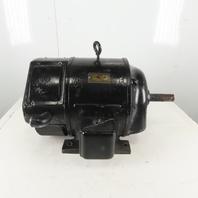 Continental SN324 Vintage 15kW 3750RPM 230V 250Hz AC Steampunk Generator Motor