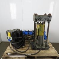 Gates Power Crimp 3000 Hydraulic Crimper Swedge Machine & Dies 1Ph 115/230V